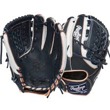 "Rawlings 12"" Heart of the Hide Infield/Pitcher's Softball Glove"