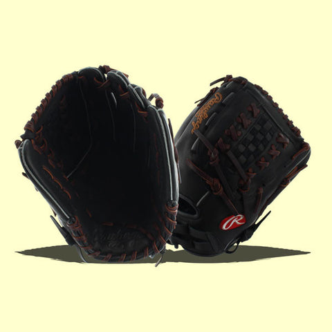 "Rawlings 12"" Gamer Softball Fielding Glove"
