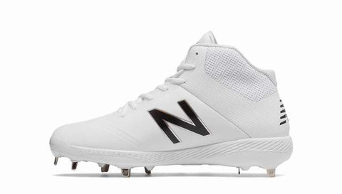 New Balance Men's Mid Cut  Metal Cleats