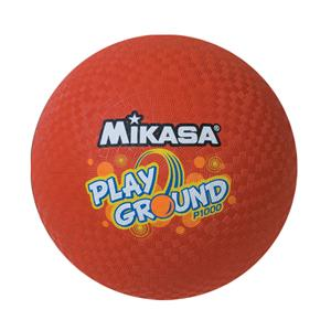 "Mikasa 10"" Red Rubber Ball"