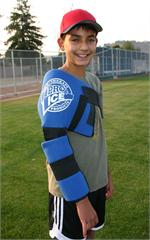 Pro Ice Shoulder/Elbow Youth Cold Therapy Wrap