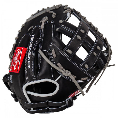 "Rawlings 33"" Fastpitch Heart of the Hide Catchers' Mitt"