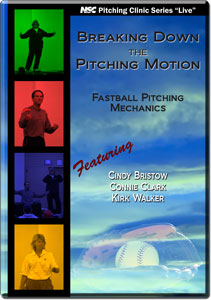 Breaking Down the Pitching Motion DVD