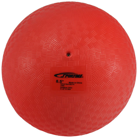 "Sportime 8 1/2"" Rubber Ball"