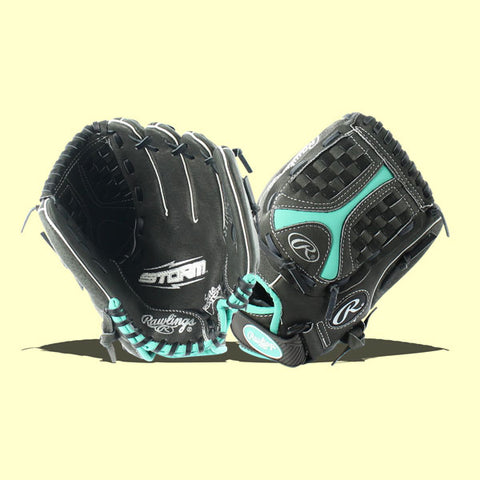 "Rawlings 11"" Storm Youth Softball Glove"
