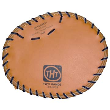 "Markwort Two Hands Trainer 9"" Pancake Glove - Right Hand Thrower"