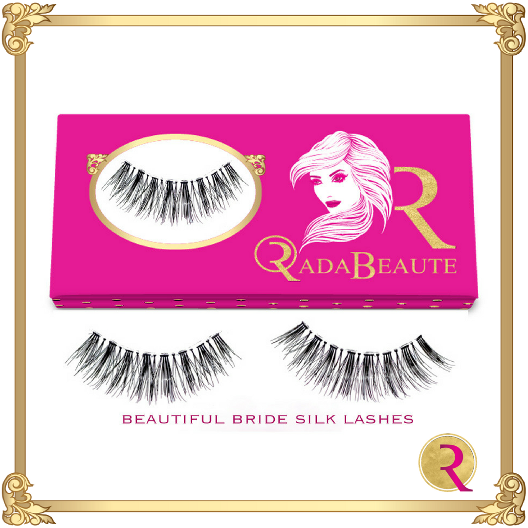 Luxury Silk Eyelashes