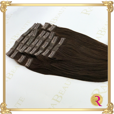 "Lavish Espresso 22"" Clip In Hair Extensions"