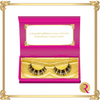 Kiss Me Mink lashes box open view. Buy now at Rada Beaute