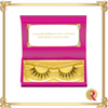 Soft Glow Mink Lashes box open view. Buy now at Rada Beaute.