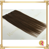 Decadent Chocolate lace in extensions full side view. Buy now at Rada Beaute
