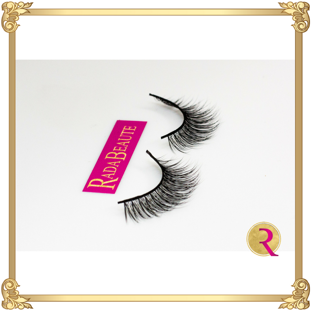 Alpas Mink Lashes side view. Buy now at Rada Beaute