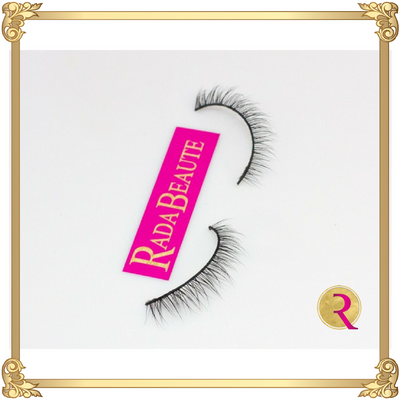 Picasso Mini Mink Lashes side view. Buy now at Rada Beaut