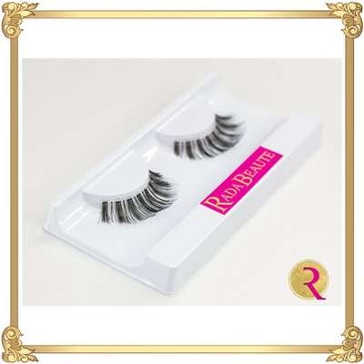 Beautiful Bride Silk Lashes open box view. Buy your Rada Beaute Silk Lashes now!