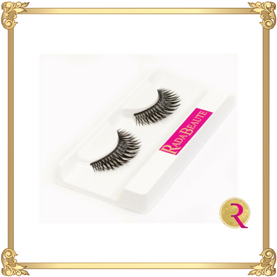 Bella Silk Lashes open box view. Buy your Rada Beaute Silk Lashes now!
