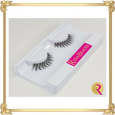 Dolce Beso Silk Lashes box open view. Buy your Rada Beaute Silk Lashes now!