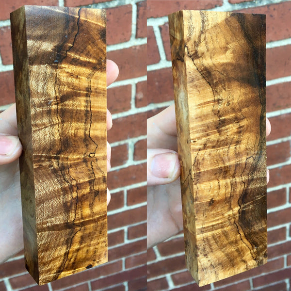 Spalted Maple Blank