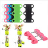 1 Pair Novelty Magnetic Casual Sneaker Shoe Buckles Closure