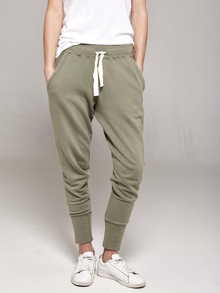 Load image into Gallery viewer, crew pant khaki pants Organic Crew