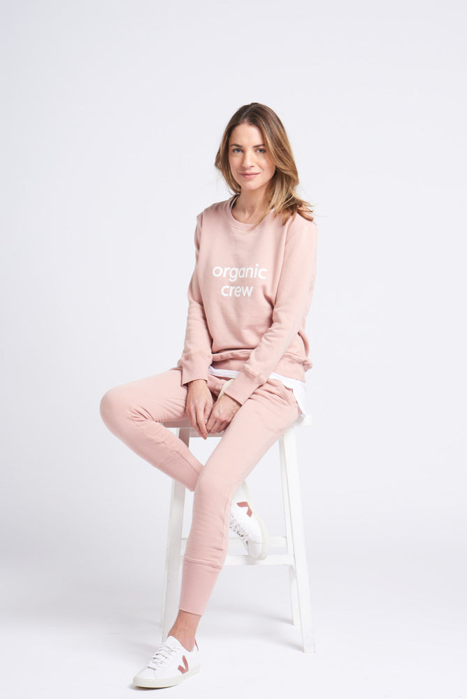 Load image into Gallery viewer, crew pant dusty pink