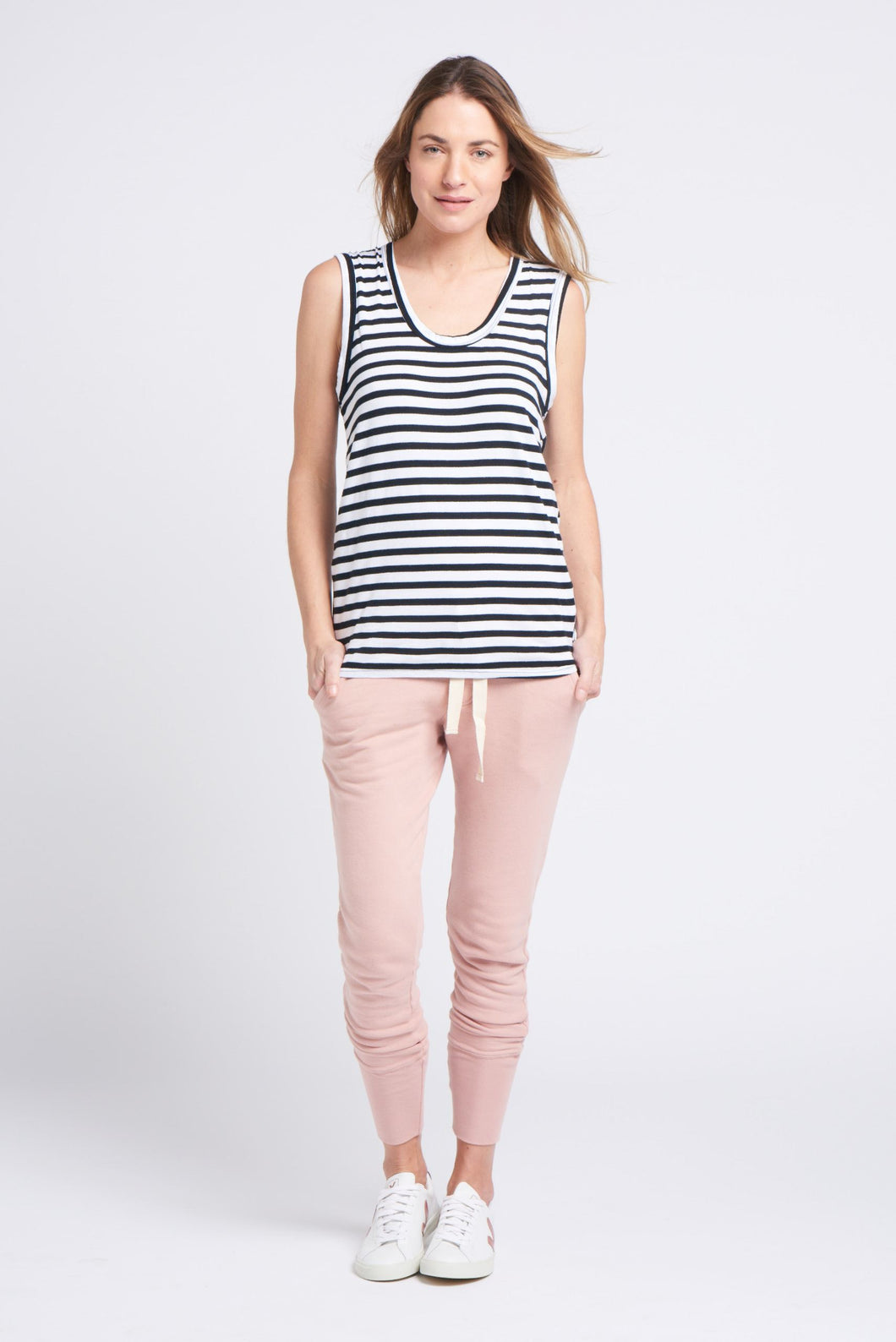 Perfecto Tank Stripe