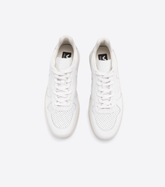Load image into Gallery viewer, Veja V-10 Extra White shoes Organic Crew