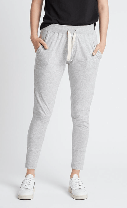 Lounge Pant Grey pants Organic Crew