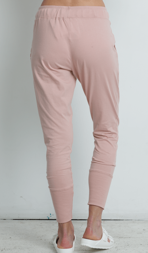 Load image into Gallery viewer, Lounge Pant Dusty Pink