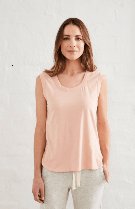 Perfecto Tank Dusty Pink