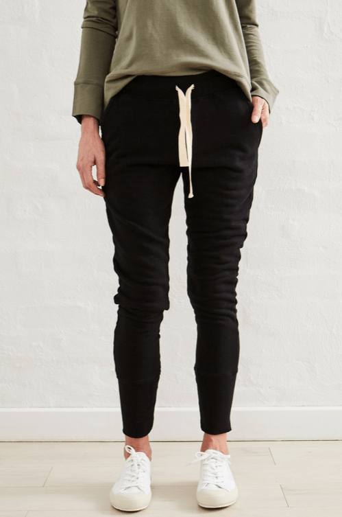 Load image into Gallery viewer, Crew Pant Black pants Organic Crew