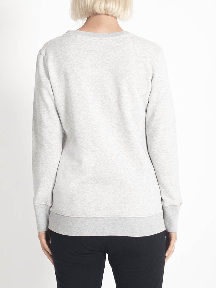 Load image into Gallery viewer, Boyfriend Sweater Grey OC