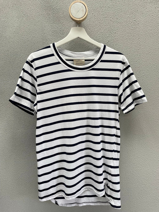 Boyfriend Sweater Pale Blue FEMINIST AF Sweater Organic Crew