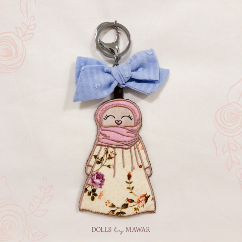 Reserved for Natalia | DollsByMawar Bag Charm