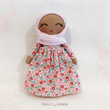 DollsByMawar Dollhouse Hijab Doll