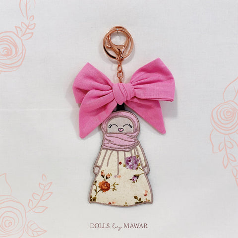 DollsByMawar Bag Charms
