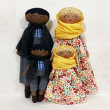 Custom Order | A Family of Four By DollsByMawar