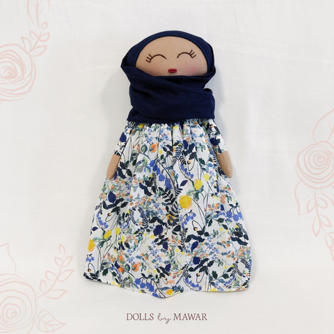 DollsByMawar Hijab Dolls Liberty London Collection