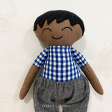 09 Pre-Order | Little Yusuf, A Sweet Boy By DollsByMawar - DollsByMawar