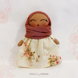 Aminah Hijab Doll ~ Dollhouse Collection