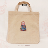 DollsByMawar Carry All Tote Bag
