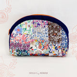 DollsByMawar Half Moon Log Pouch Liberty Limited Edition