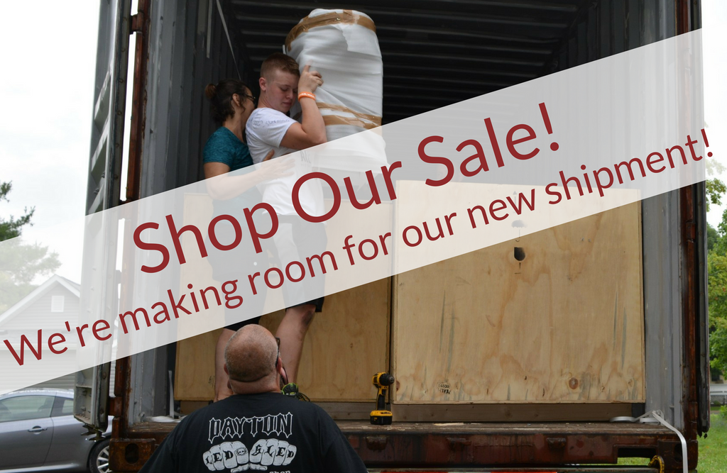 Shop Our Spring Warehouse Sale!