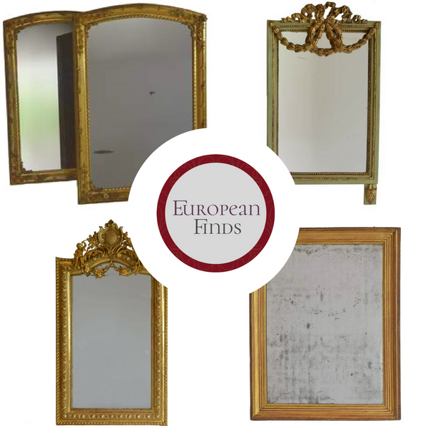 Antique French Mirrors | EuropeanFinds.com