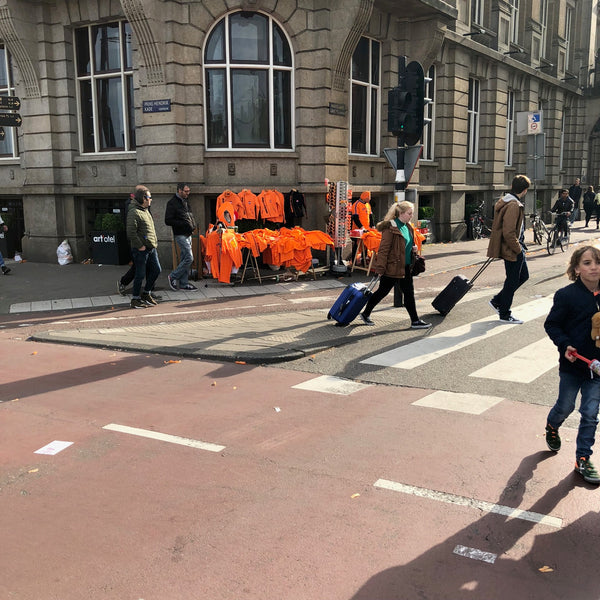King's Day in Amsterdam- Holland's Largest Street Market | European Finds | Online Antique Warehouse
