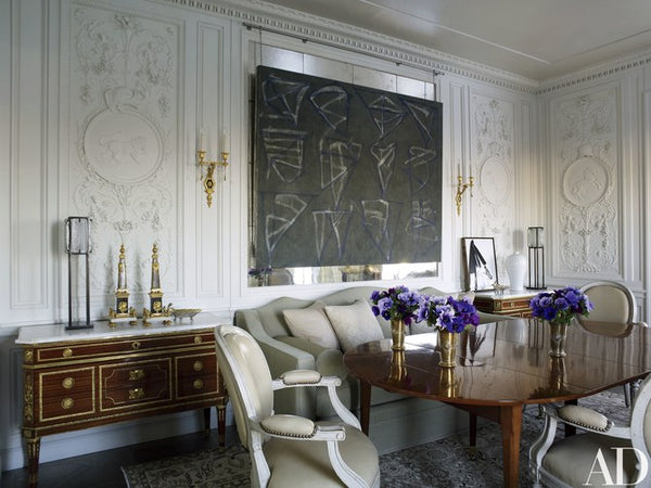 Michael S. Smith Puts a Neoclassical Spin on a Globetrotting Couple's Manhattan Apartment | Architectural Digest.jpg