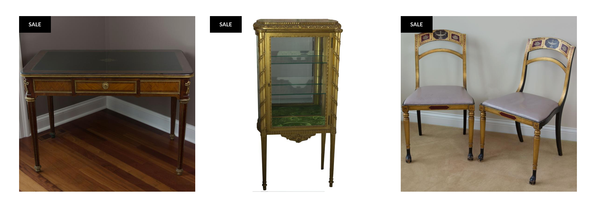 Sale on Antique Furniture | European Finds | Online Antique Warehouse