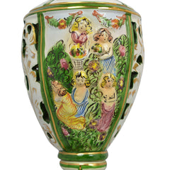 Capodimonte Lamps European Finds Garden Design 5