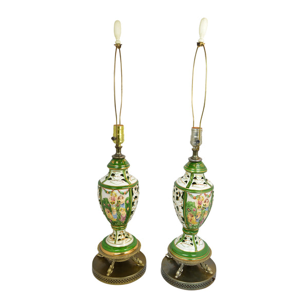 Capodimonte Lamps European Finds Alt 3