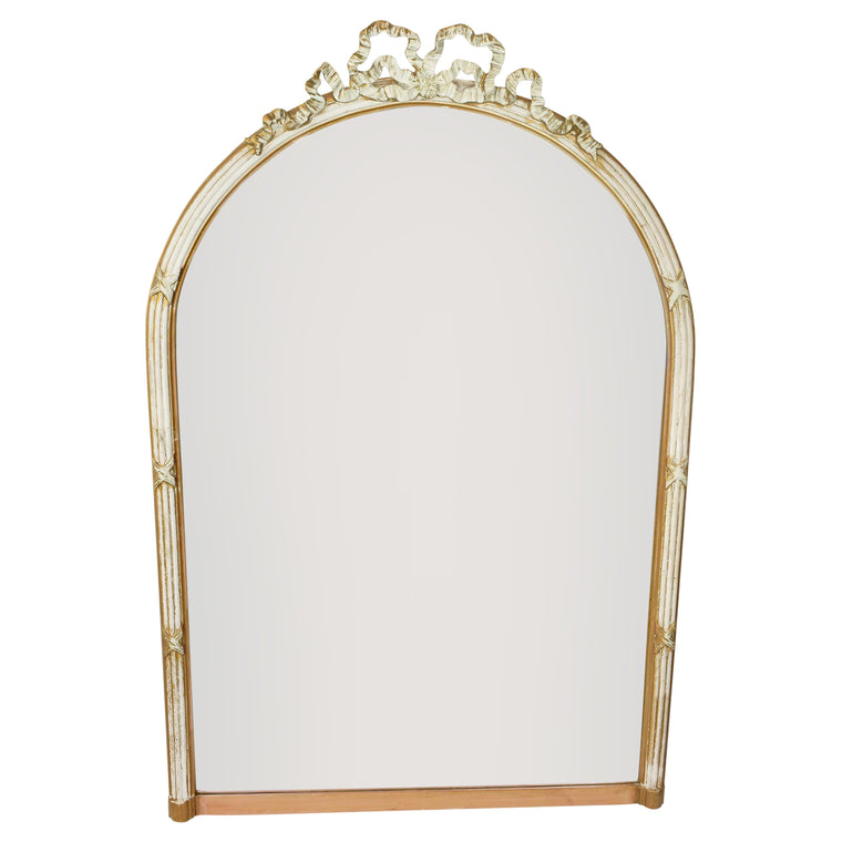 antique wall mirrors quirky wall oversized large antique wall mirror with bow accent rare stunning mirrors from europe oversized mercury