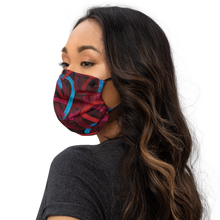 Positively Poppin' Accessories - Premium Face Mask - ABUNDANCE